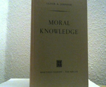 Moral Knowledge.
