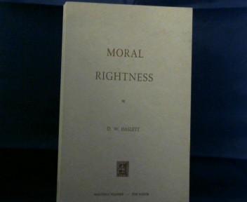 Moral Rightness.