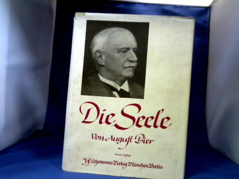 Die Seele. 2. Auflage.
