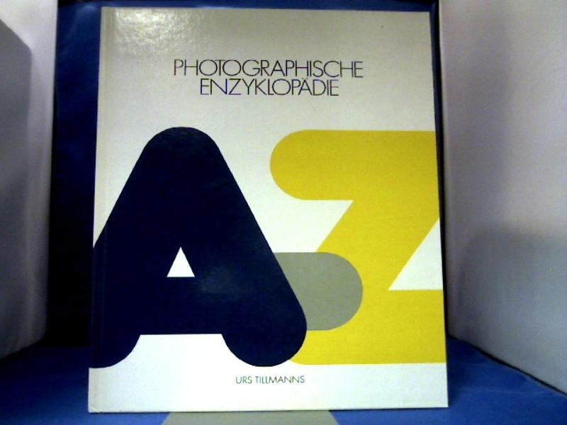 Photographische Enzyklopädie A - Z. 1. Auflage.