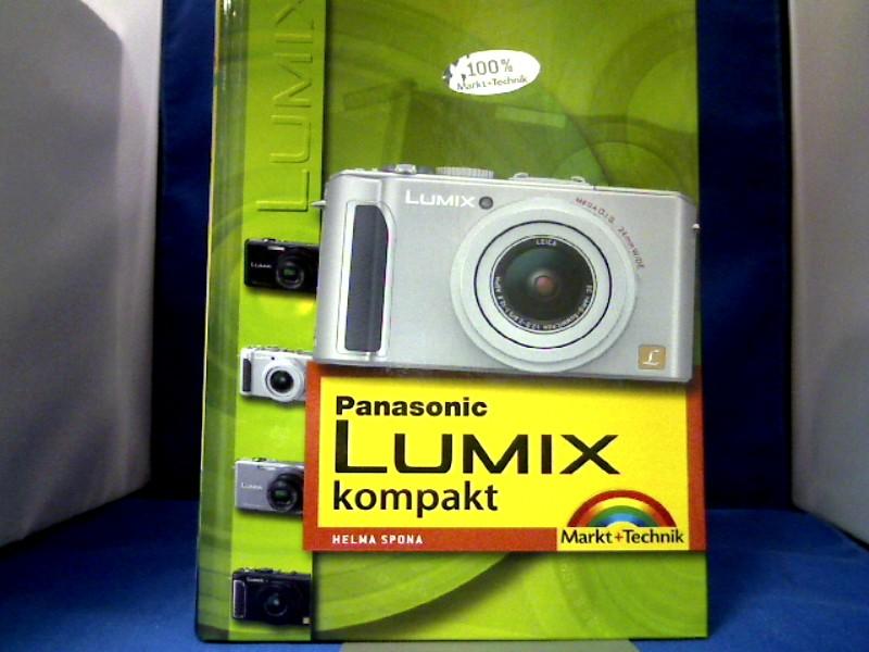 Panasonic Lumix kompakt. 1. Auflage.
