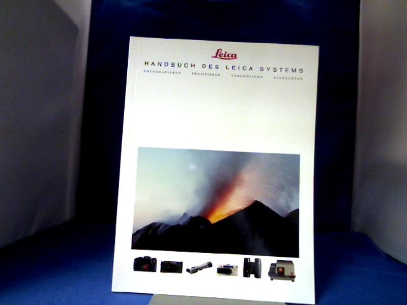 Leica. Handbuch des Leica Systems 9/95.