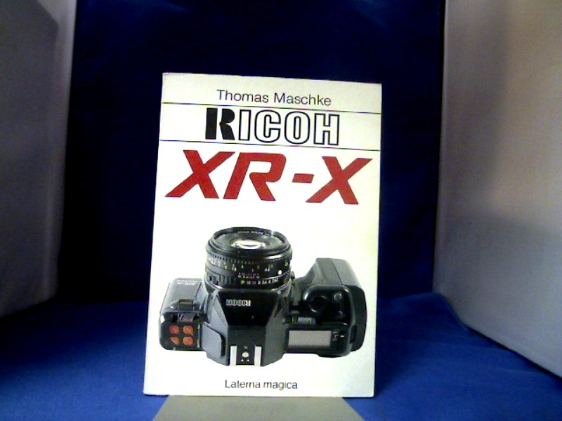 Ricoh XRX. 1. Auflage.