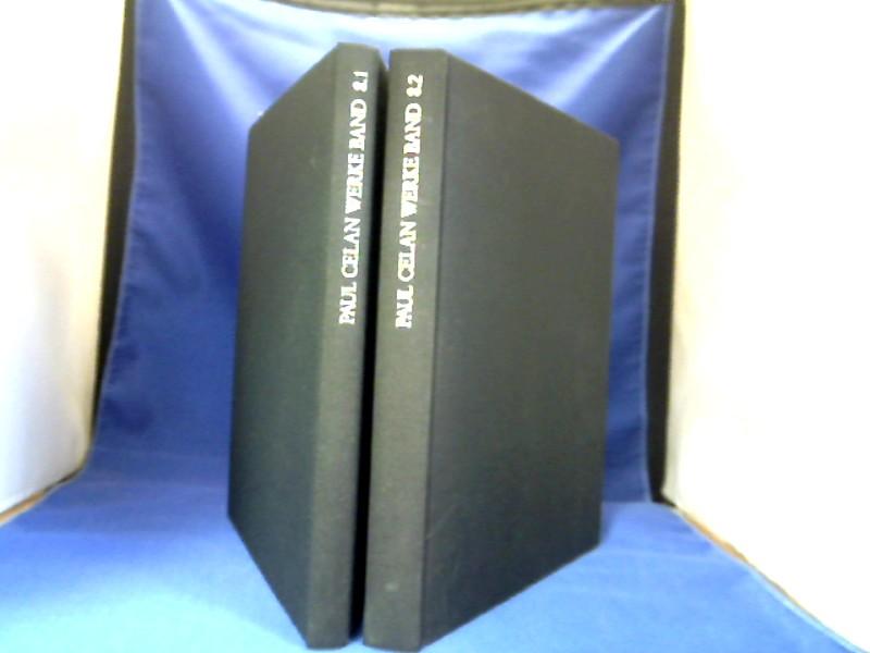 Fadensonnen. Historisch-Kritische Ausgabe, 8. Band, 1. und 2. Teil = Text und Apparat. (2 Bände)´. HKA, 1. Abteilung: Lyrik und Prosa. 1. Auflage.
