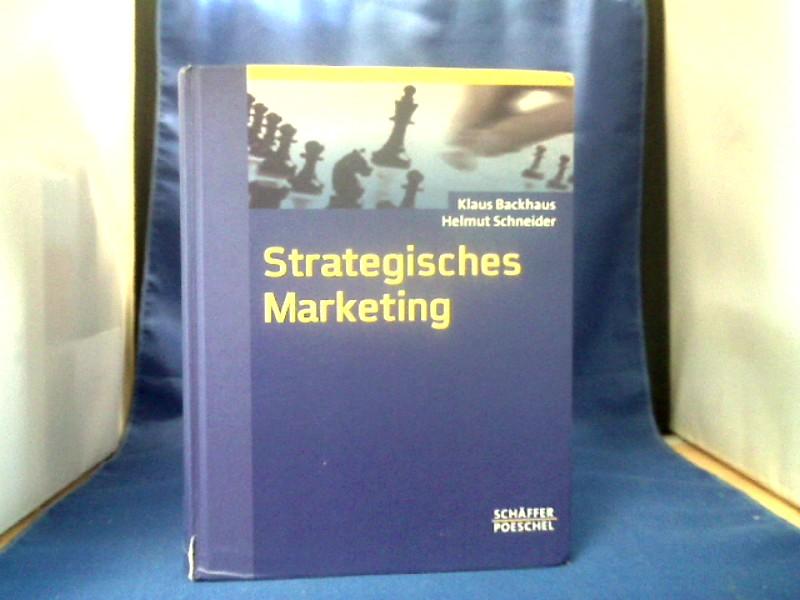 Strategisches Marketing.