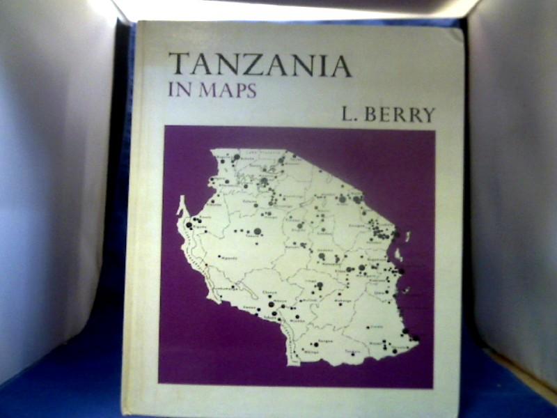 Tanzania in Maps. Reprint der 1. Auflage von 1971.