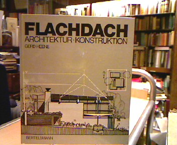 Flachdach. Architektur Konstruktion. Geschichte Ausprägungsform Ästhetik Bauphysik Wirtschaftlichkeit