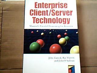 Enterprise client / server technology. Massively Parallel Processing für Business