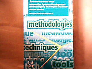Information systems development. Methodologies, techniques and tools. By D. E. Avison and G. Fitzgerald 2 Aufl.