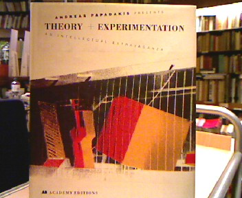 Theory and Experimentation. In Intellectual Extravaganza