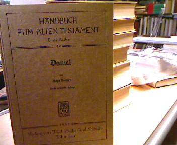 Daniel (=Handbuch zum alten Testament (HbAT) Erste Reihe 19) 2. Auflg. Aufl.