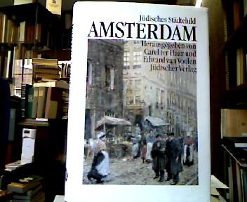 Jüdisches Städtebild Amsterdam a.d. Niederländische v. H.V. Beuningen