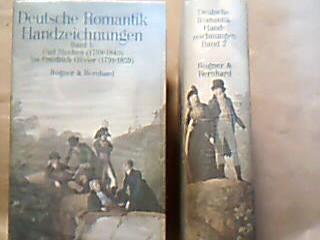 Deutsche Romantik. Handzeichnungen. Hrsg. von Marianne Bernhard. Nachw. Von Petra Kipphoff. 1.-9. Tsd. Aufl.