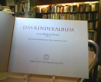 Das Kinderalbum. Mit einer Einführung von Johannes Jahn