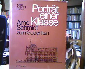 Porträt einer Klasse - Arno Schmidt zum Gedenken.
