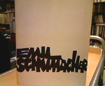 Emil Schumacher. Westfälischer Kunstverein Münster, Ausstellung vom 20. Januar - 18 Februar 1962.