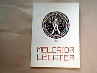 Melchior Lechter. Gedächtnisausstellung zur hundertsten Wiederkehr seines Geburtstages. Westfälischer Kunstverein Münster 17. Oktober bis 14. November 1965.