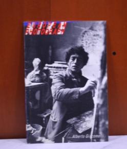 European Photograph  4. Alberto Giacometti. Mit Aufnahmen von Ernst Scheidegger