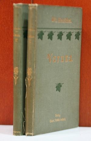 Varuna. Eine Welt- und Geschichts-Betrachtung vom Standpunkt des Ariers. 2 Bände. (alles) 1. Auflage