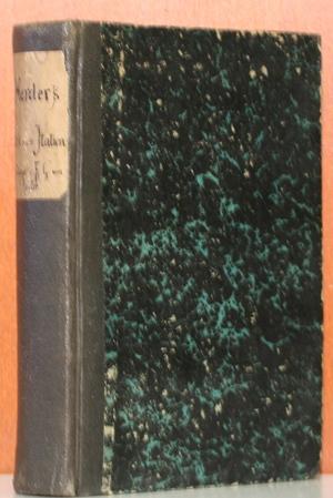Herders Reise nach Italien. Herders Briefwechsel mit seiner Gattin vom August 1788 bis Juli 1789. Herausgegeben von Heinrich Düntzer und Ferdinand Gottfried von Herder. 1. Ausgabe