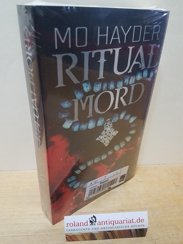 Ritualmord : Thriller / Mo Hayder. Aus dem Engl. von Rainer Schmidt / Weltbild Quality - Hayder, Mo und Rainer Schmidt