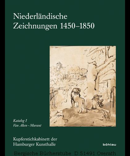 Niederländische Zeichnungen 1450 - 1800, 3 Bde. (2 Katalogbde. u. Tafelbd) Kupferstichkabinett der Hamburger Kunsthalle. Bestandskatalog. - Stefes, Annemarie (Bearb.)