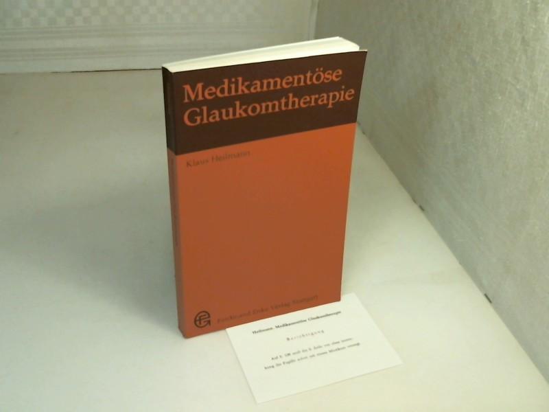 Medikamentöse Glaukomtherapie.