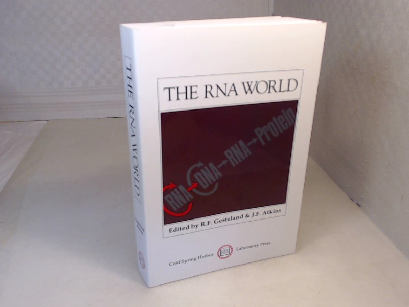The RNA World: The Nature of Modern RNA Suggests a Prebiotic RNA. (= The RNA World, Monograph 24). First Edition,