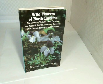 Wild Flowers of North Carolina. Ninth printing,