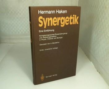 Synergetik. Eine Einführung. Nichtgleichgewichts-Phasenübergänge und Selbstorganisation in Physik, Chemie und Biologie. 3., erweiterte Auflage,