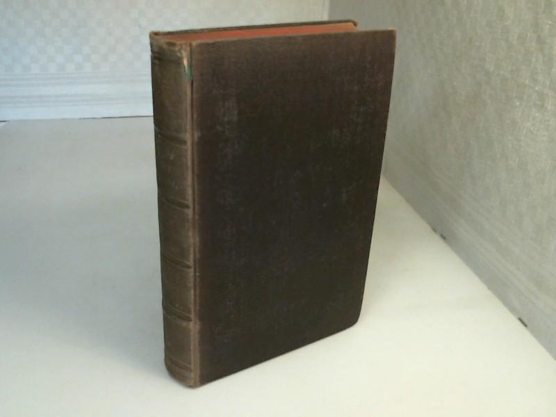 Populäre Astronomie. Vierter Band (von 4 Bänden), Nach der von J.A. Barral besorgten französischen Ausgabe. Herausgegeben von W.G. Hankel. (= Franz Arago