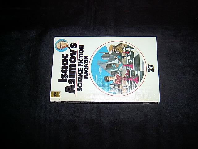 Isaac Asimov's Science-Fiction-Magazin. 27. Folge ausgewählt und hrsg. von Friedel Wahren. (=Heyne-Bücher /  Heyne Science Fiction & Fantasy; Bd. 06/4294).