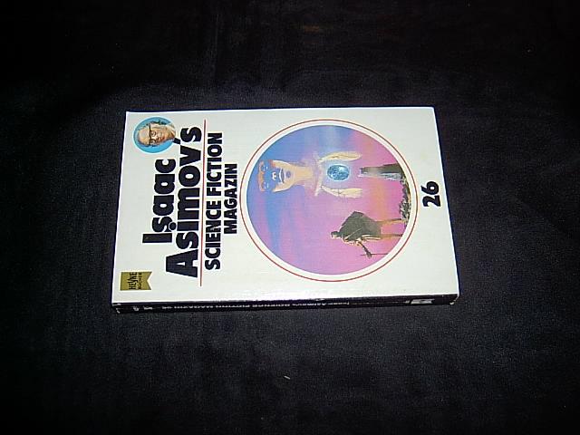 Isaac Asimov's Science-Fiction-Magazin. 26. Folge ausgewählt und hrsg. von Friedel Wahren. (=Heyne-Bücher /  Heyne Science Fiction & Fantasy; Bd. 06/4294).