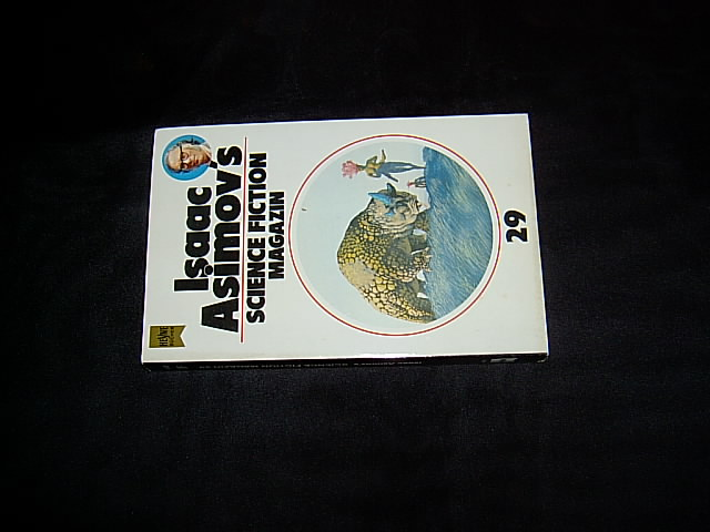 Isaac Asimov's Science-Fiction-Magazin 29. Folge. (= Heyne Science Fiction & Fantasy; Band 06/4405). - Wahren, Friedel (Hrsg.).