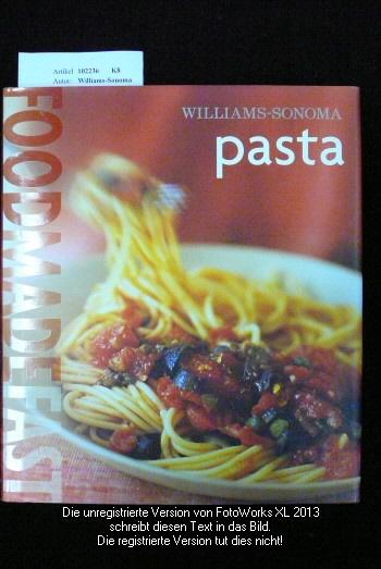 Foodmadefast pasta. o.A.