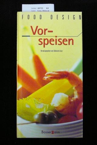 Vorspeisen- Dips, Salsas und Pasteten. Food Design.
