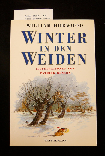 Winter in den Weiden. Ein Reader  -  Illustrationen von Patrick Benson. o.A.