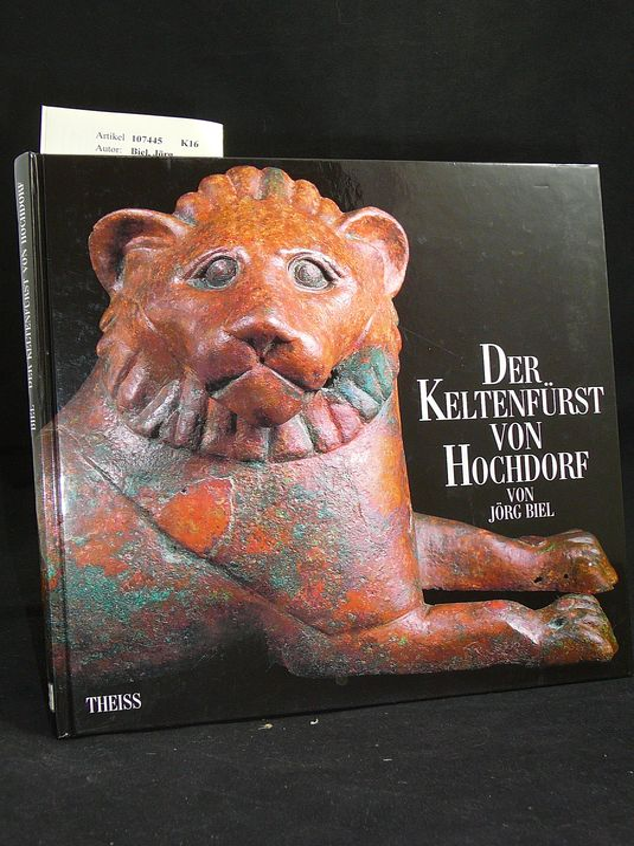 Der Keltenfürst von Hochdorf. Fotografie: Peter Frankenstein, Jörg Jordan und andere. 3. Auflage.