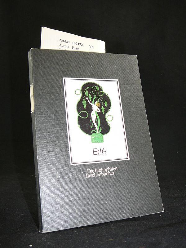 Ertè - Bilder zum Lob der Schönheit. Nachwort von Ursula Harbrecht. 2. Auflage.
