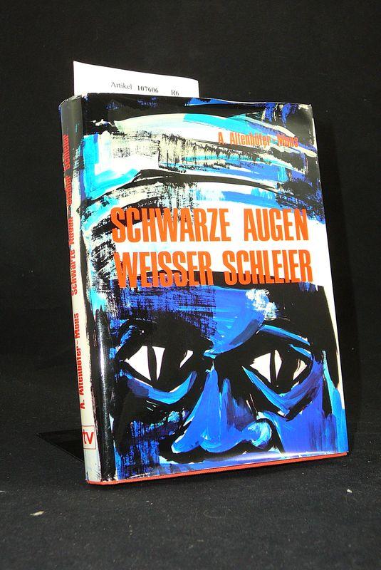 Schwarze Augen - Weisser Schleier. Ein  afrikanisches Porträt. 1. Auflage.