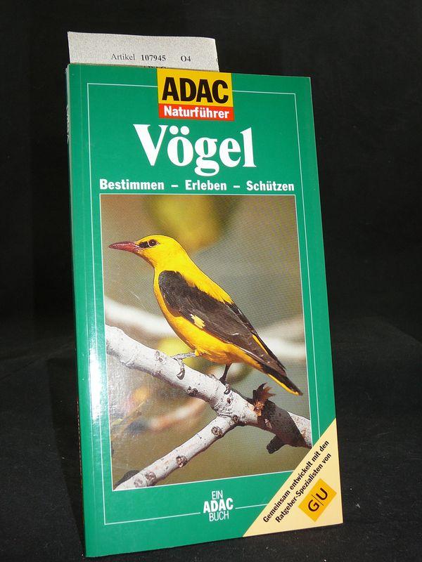 Vögel. Bestimmen-Erleben-Schützen. o.A.