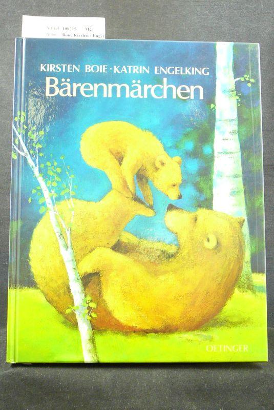Bärenmärchen. Bilder von Katrin Engelking. o.A.