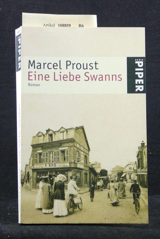 Proust, Marcel. Eine Liebe Swanns. Roman. o.A.