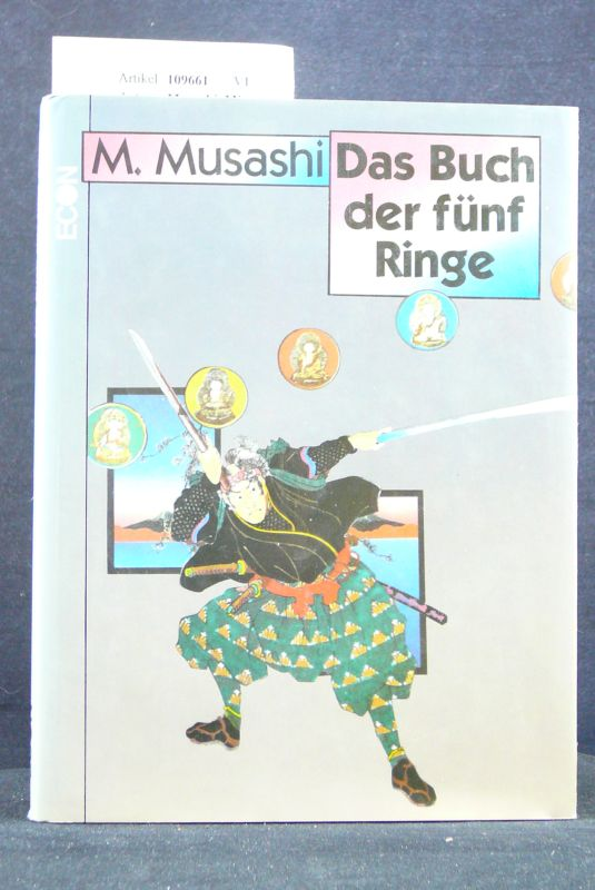 Das Buch der fünf Ringe.