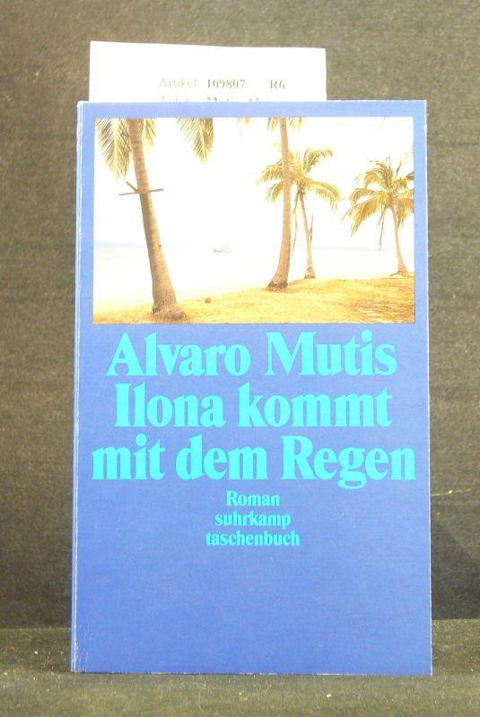 Ilona kommt mit dem Regen. Roman. 6. Auflage.