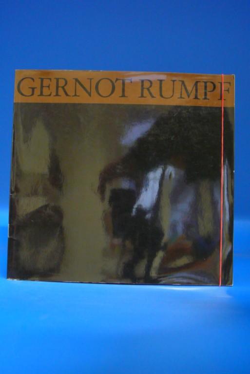 Gernot Rumpf. Dämonie und Harmonie. o.A. - Hocke, Gustav Renè.