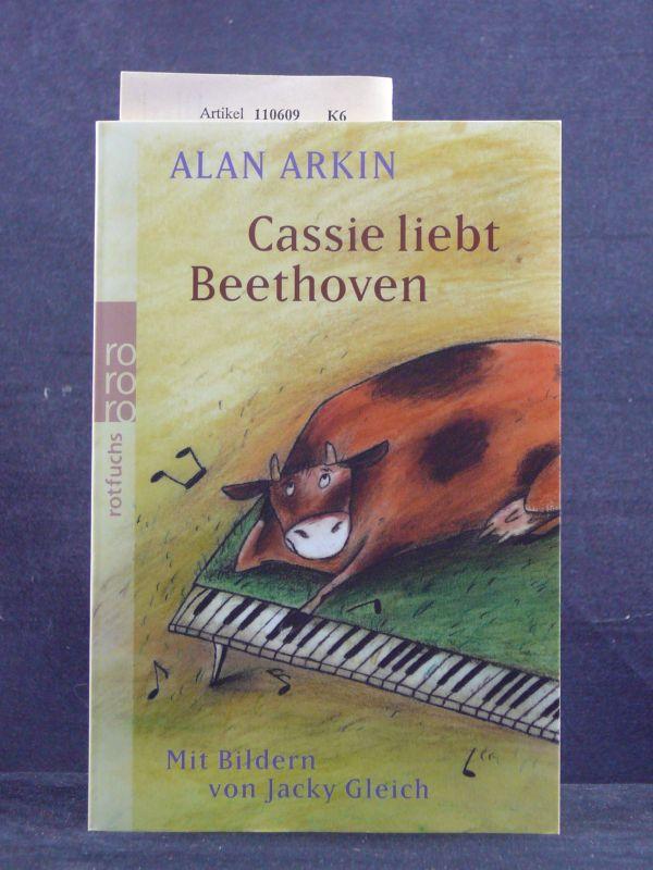 Cassie liebt Beethoven. mit Bildern von Jacky Gleich. o.A.