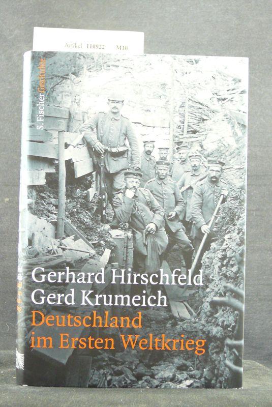 Deutschland im Ersten Weltkrieg. o.A.