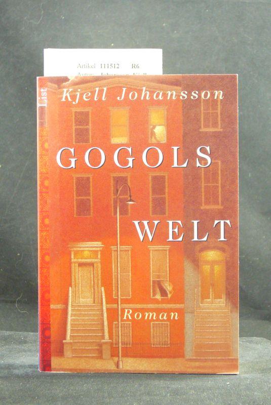 Gogols Welt. Roman. 1. Auflage.
