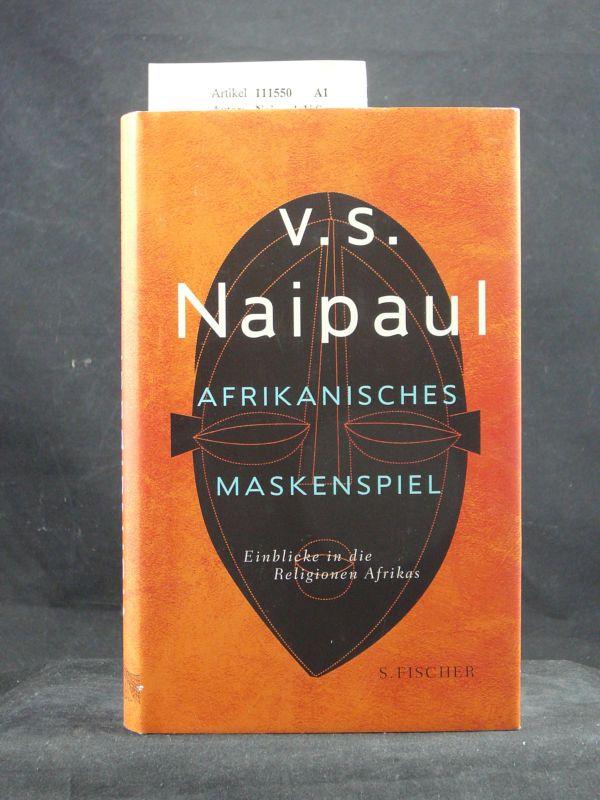 Afrikanisches Maskenspiel. Einblicke in die Religionen Afrikas. o.A.
